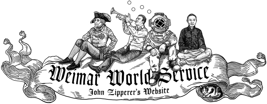 Weimar World Service Science Fiction articles